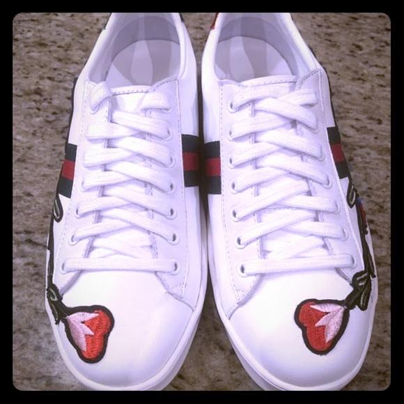 Christian Louboutin Shoes - Gucci low cut shoe authentic